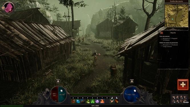 《奥萨里奥项目》绿色中文版下载 砍杀类ARPG Ortharion project-第5张图片-老滚游戏