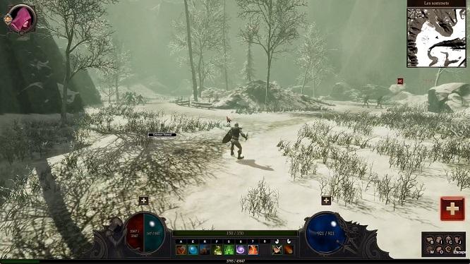 《奥萨里奥项目》绿色中文版下载 砍杀类ARPG Ortharion project-第13张图片-老滚游戏
