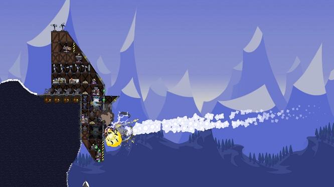 《进击!要塞!》绿色中文版下载 Forts 建个城堡来开炮吧!-第6张图片-老滚游戏