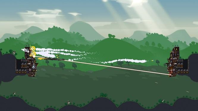 《进击!要塞!》绿色中文版下载 Forts 建个城堡来开炮吧!-第4张图片-老滚游戏