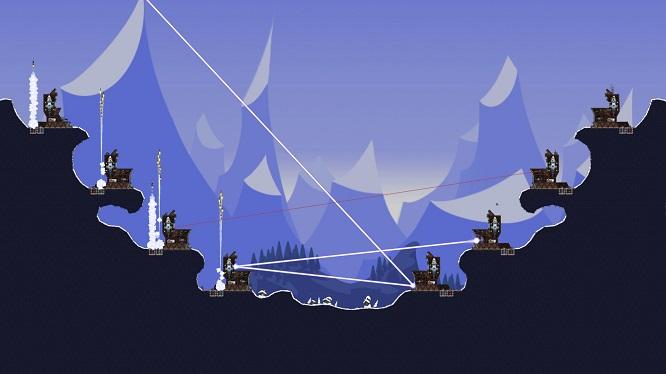 《进击!要塞!》绿色中文版下载 Forts 建个城堡来开炮吧!-第3张图片-老滚游戏