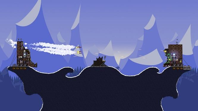 《进击!要塞!》绿色中文版下载 Forts 建个城堡来开炮吧!-第10张图片-老滚游戏