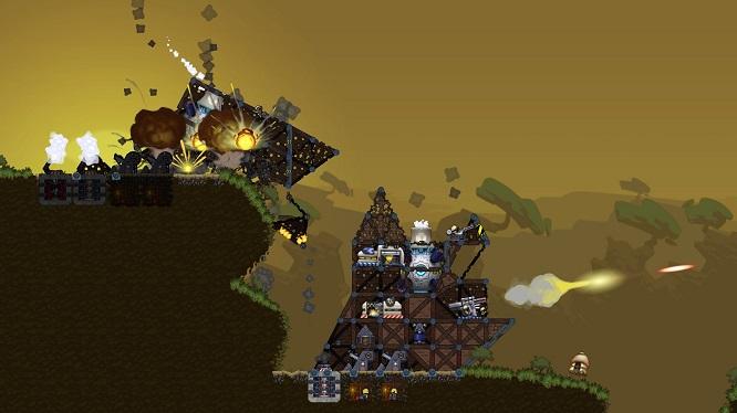 《进击!要塞!》绿色中文版下载 Forts 建个城堡来开炮吧!-第9张图片-老滚游戏