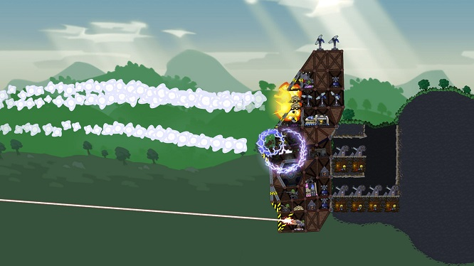 《进击!要塞!》绿色中文版下载 Forts 建个城堡来开炮吧!-第11张图片-老滚游戏