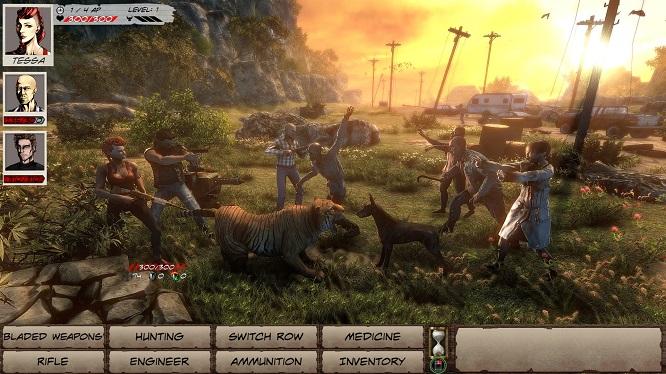 《尸变纪元》绿色中文版下载 DeadAge 回合制生存类的角色扮演游戏-第3张图片-老滚游戏