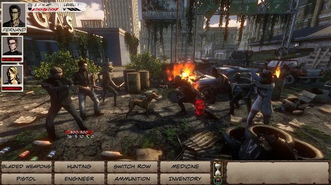 《尸变纪元》绿色中文版下载 DeadAge 回合制生存类的角色扮演游戏-第7张图片-老滚游戏