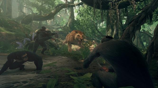《先祖:人类奥德赛》绿色中文版下载 送多项修改器 Ancestors: The Humankind Odyssey-第9张图片-老滚游戏