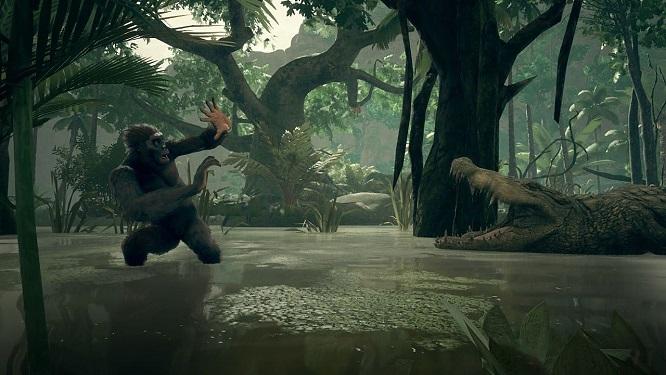 《先祖:人类奥德赛》绿色中文版下载 送多项修改器 Ancestors: The Humankind Odyssey-第10张图片-老滚游戏