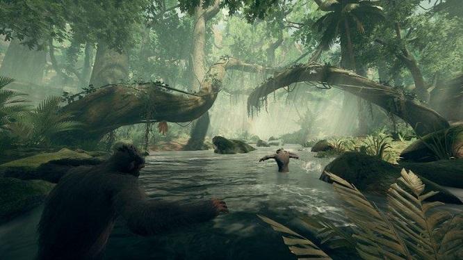 《先祖:人类奥德赛》绿色中文版下载 送多项修改器 Ancestors: The Humankind Odyssey-第11张图片-老滚游戏