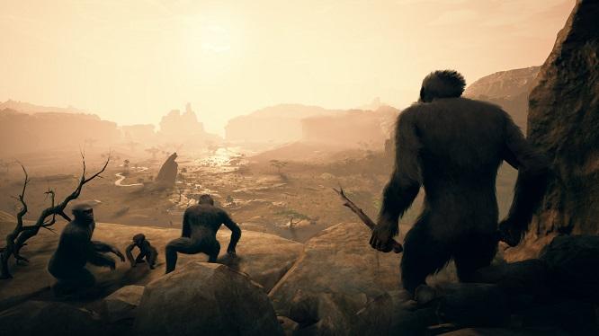 《先祖:人类奥德赛》绿色中文版下载 送多项修改器 Ancestors: The Humankind Odyssey-第12张图片-老滚游戏