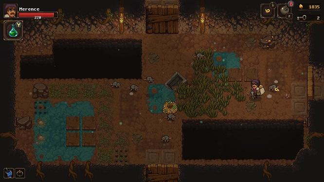《地下矿工》v1.1.0 绿色中文版下载 送多项修改器 矿坑之下 UnderMine DZBY-第4张图片-老滚游戏