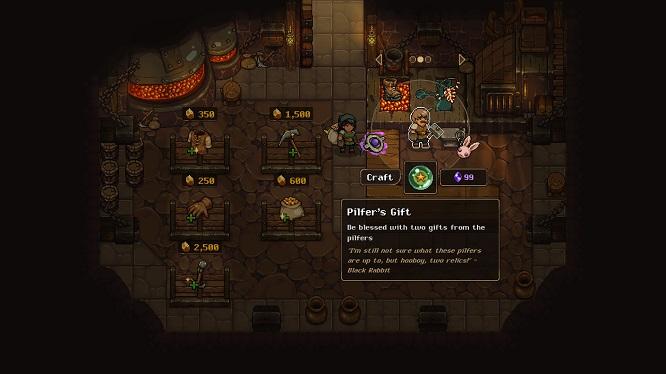 《地下矿工》v1.1.0 绿色中文版下载 送多项修改器 矿坑之下 UnderMine DZBY-第5张图片-老滚游戏