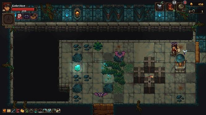 《地下矿工》v1.1.0 绿色中文版下载 送多项修改器 矿坑之下 UnderMine DZBY-第9张图片-老滚游戏
