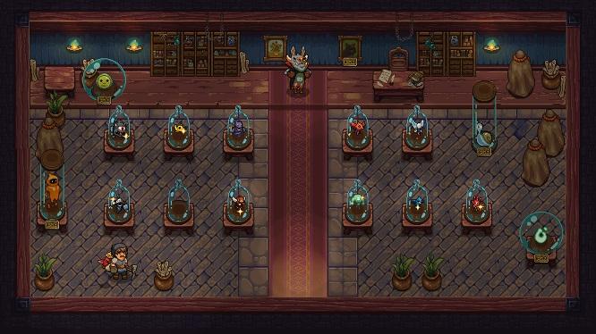 《地下矿工》v1.1.0 绿色中文版下载 送多项修改器 矿坑之下 UnderMine DZBY-第8张图片-老滚游戏