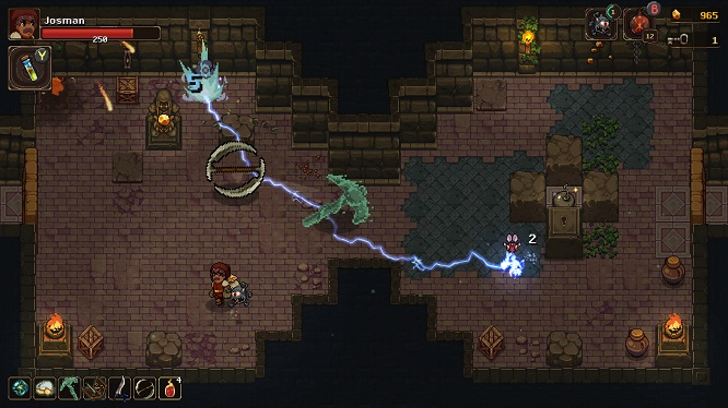 《地下矿工》v1.1.0 绿色中文版下载 送多项修改器 矿坑之下 UnderMine DZBY-第11张图片-老滚游戏
