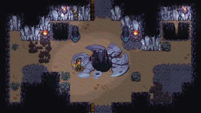 《地下矿工》v1.1.0 绿色中文版下载 送多项修改器 矿坑之下 UnderMine DZBY-第13张图片-老滚游戏