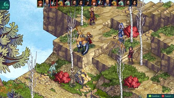 《陷落封印:仲裁者之印》绿色中文版下载 Fell Seal: Arbiter's Mark-第10张图片-老滚游戏