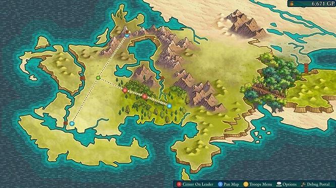 《陷落封印:仲裁者之印》绿色中文版下载 Fell Seal: Arbiter's Mark-第16张图片-老滚游戏
