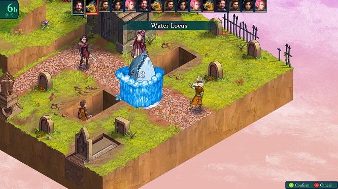 《陷落封印:仲裁者之印》绿色中文版下载 Fell Seal: Arbiter's Mark-第15张图片-老滚游戏