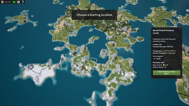 《王国重生》v0.7 绿色汉化版下载 Kingdoms Reborn-第10张图片-老滚游戏