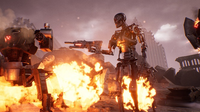 《终结者:反抗军》绿色中文版下载 Terminator: Resistance-第5张图片-老滚游戏