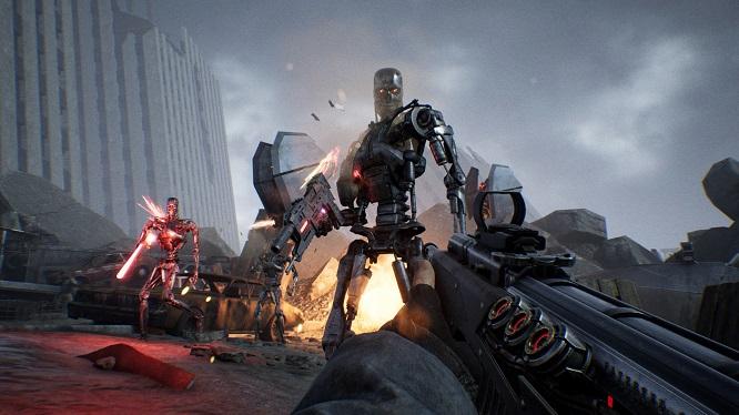 《终结者:反抗军》绿色中文版下载 Terminator: Resistance-第19张图片-老滚游戏