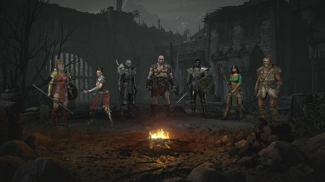 《暗黑破坏神2重制版》绿色中文版下载 Diablo II: Resurrected-第3张图片-老滚游戏