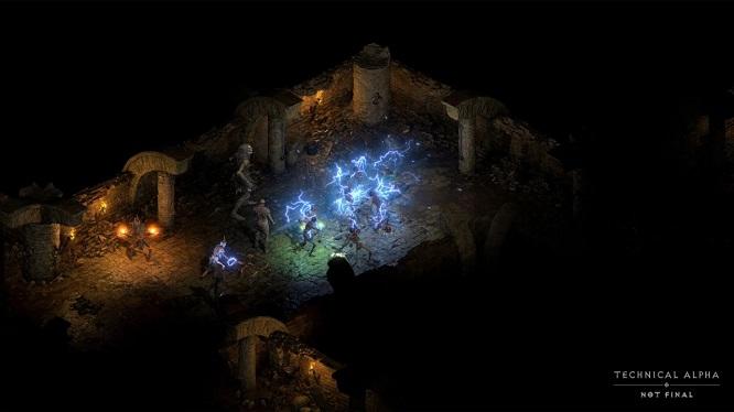 《暗黑破坏神2重制版》绿色中文版下载 Diablo II: Resurrected-第4张图片-老滚游戏