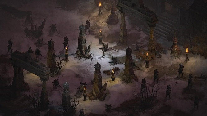 《暗黑破坏神2重制版》绿色中文版下载 Diablo II: Resurrected-第10张图片-老滚游戏