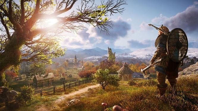 《刺客信条:英灵殿》V1.12 绿色中文版下 Assassin's Creed Valhalla-第5张图片-老滚游戏