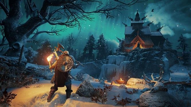 《刺客信条:英灵殿》V1.12 绿色中文版下 Assassin's Creed Valhalla-第3张图片-老滚游戏