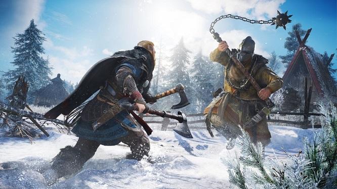 《刺客信条:英灵殿》V1.12 绿色中文版下 Assassin's Creed Valhalla-第4张图片-老滚游戏