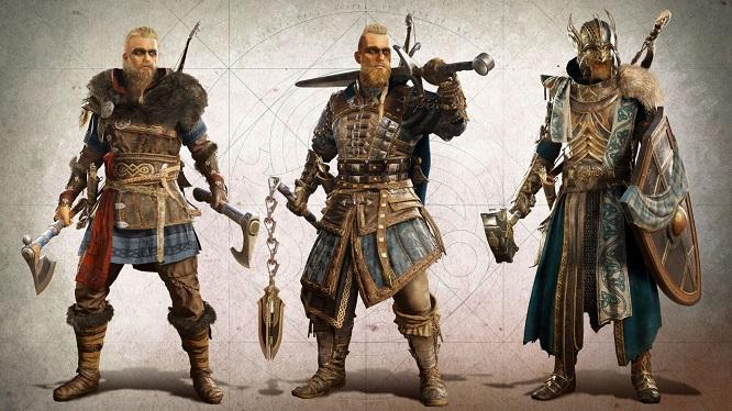 《刺客信条:英灵殿》V1.12 绿色中文版下 Assassin's Creed Valhalla-第8张图片-老滚游戏