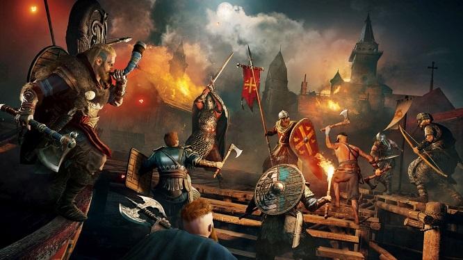 《刺客信条:英灵殿》V1.12 绿色中文版下 Assassin's Creed Valhalla-第7张图片-老滚游戏