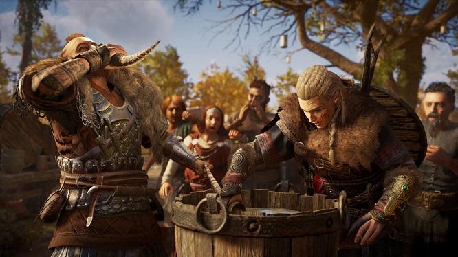 《刺客信条:英灵殿》V1.12 绿色中文版下 Assassin's Creed Valhalla-第16张图片-老滚游戏