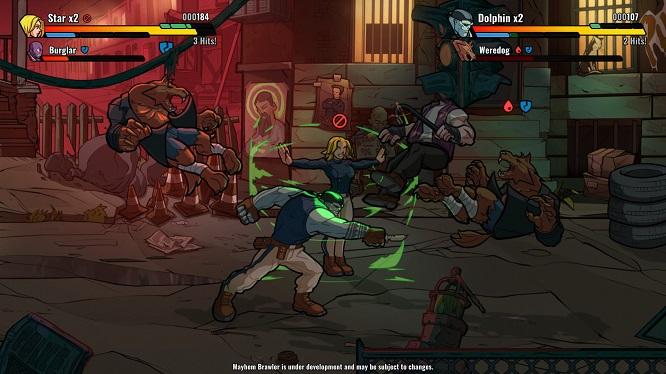 《Mayhem Brawler》绿色中文版-第8张图片-老滚游戏