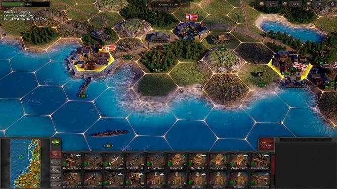 《战略思维:为自由而战》绿色中文版 Strategic Mind: Fight for Freedom-第6张图片-老滚游戏